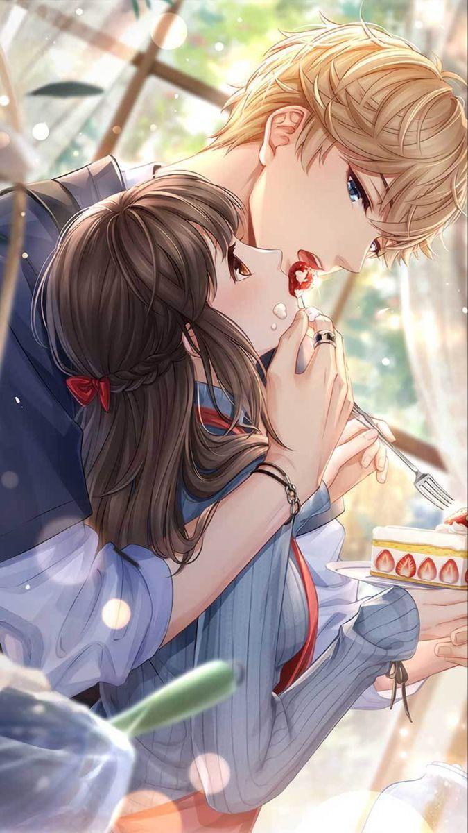 Pin Oleh Yasmin Martins Di My Romance Di 2020 Gadis Animasi Komik Romantis Ilustrasi Karakter