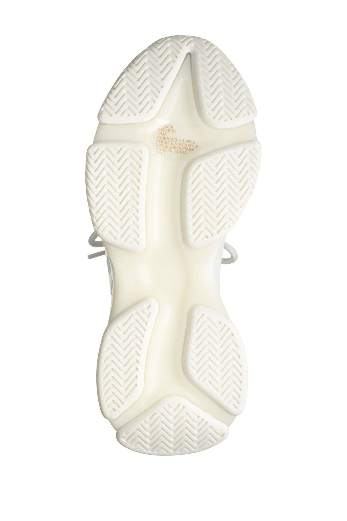 steve madden arelle exaggerated sole sneaker