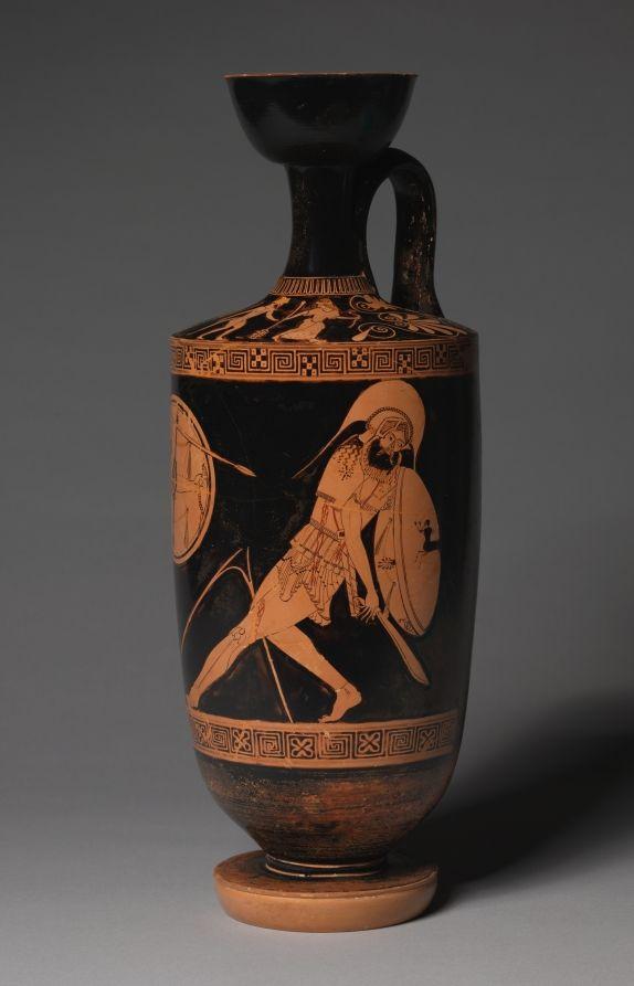 Cleveland Art Institute Greek Vase Painting