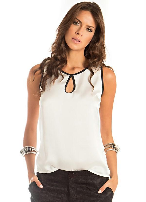 blusas de seda - Pesquisa Google Más 80e40044c63