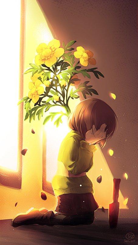 らり/Lari on Twitter Undertale art, Anime undertale