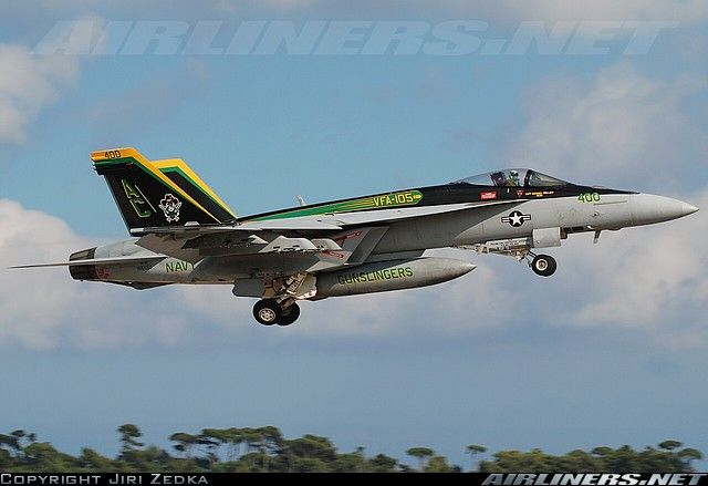 Boeing F/A-18E Super Hornet aircraft picture