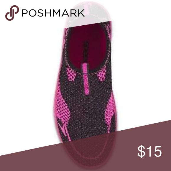 Speedo Pink Junior Girls Water Shoes