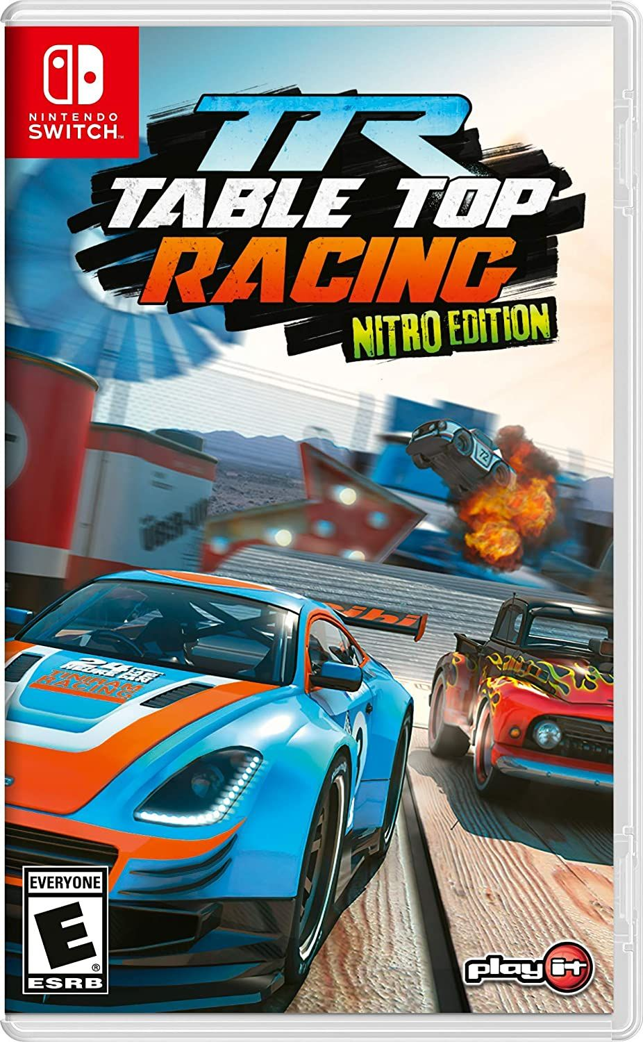 table top racing nitro review Edition Nintendo Switch