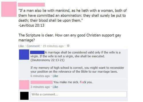 #Mannish Christian Marriage reality check