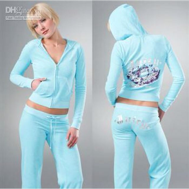 Juicy Couture Hoodies And Sweats Great To Chill In I