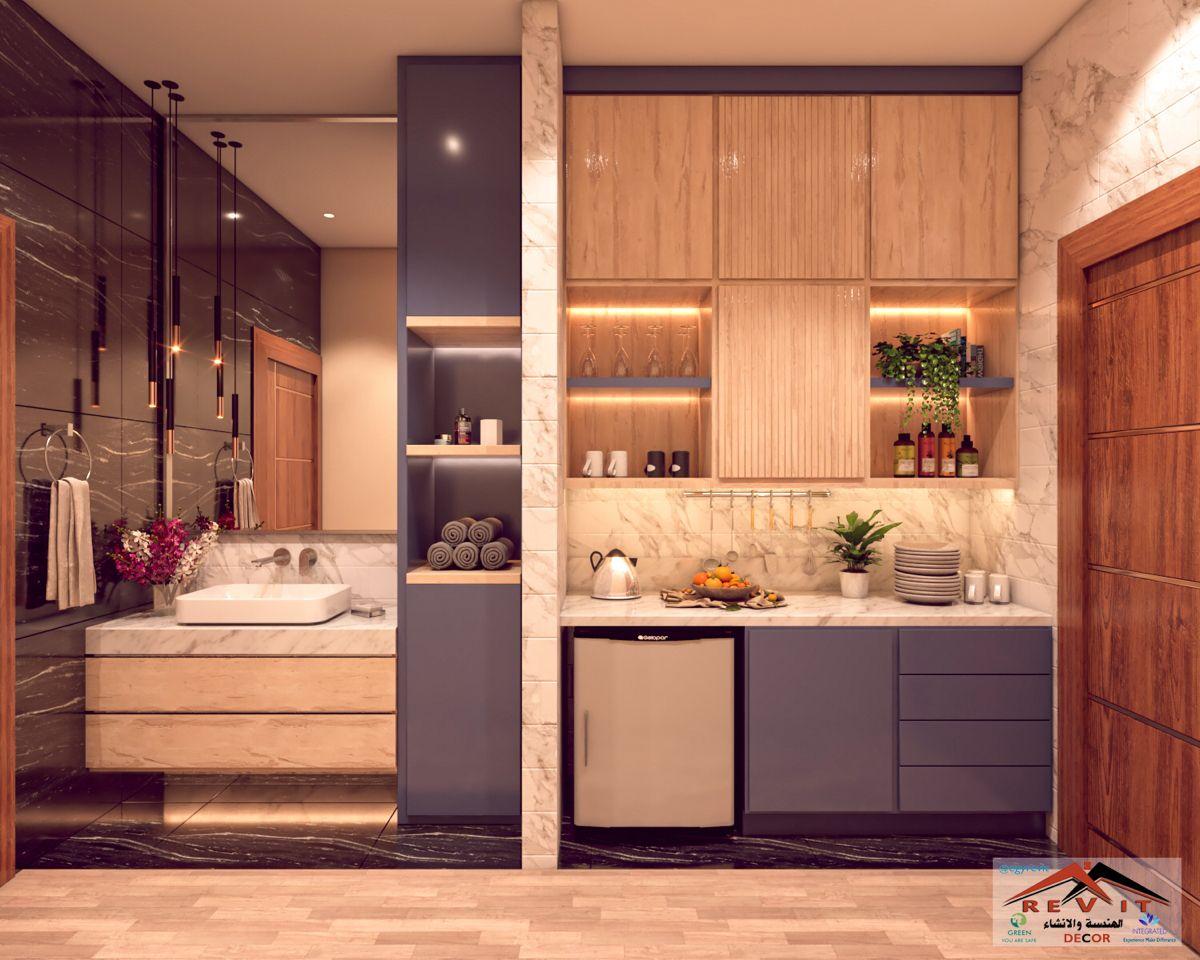 ديكور بوفيه و مغاسل مجلس خارجي تصميم ايجي ريفيت In 2021 Home Home Decor Furniture