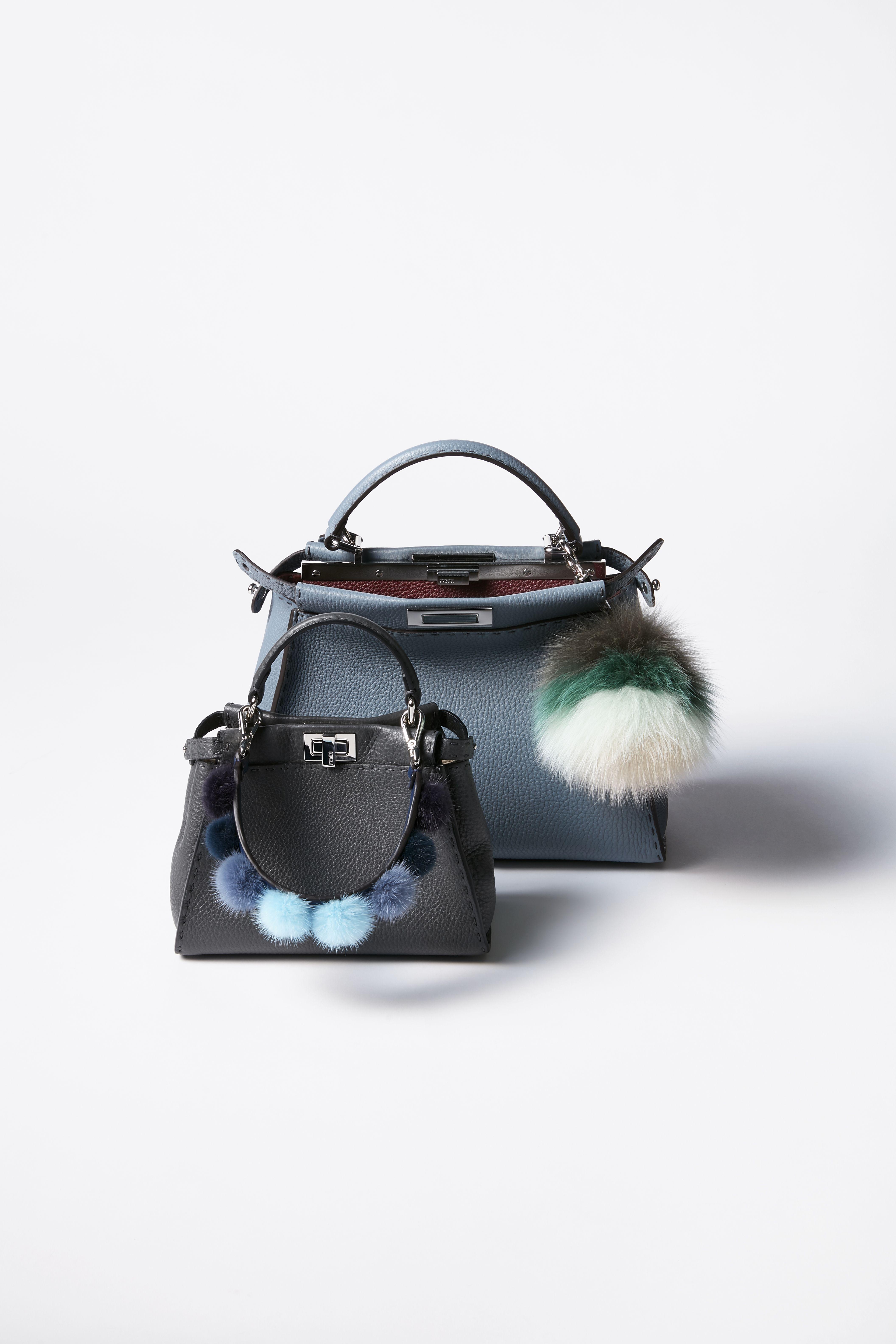 476830cfac6a Fendi Peekaboo Selleria with Bag Charm and Strap You. Photographed by Toru  Oshima for Signature Magazine Japan