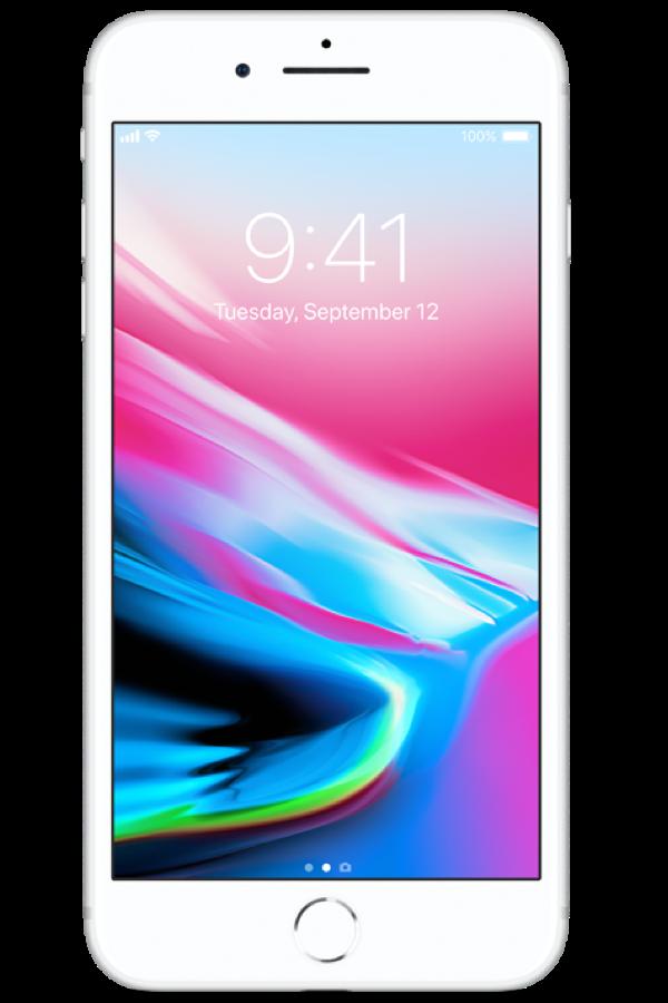 Apple Iphone 8 Plus 64gb Silver Boost Mobile Apple Iphone Cdma Phones Iphone