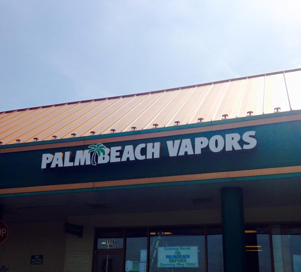 Palm Beach Vapors: Odenton Shopping Center 1159A Annapolis Rd (175), Odenton, Maryland 21113