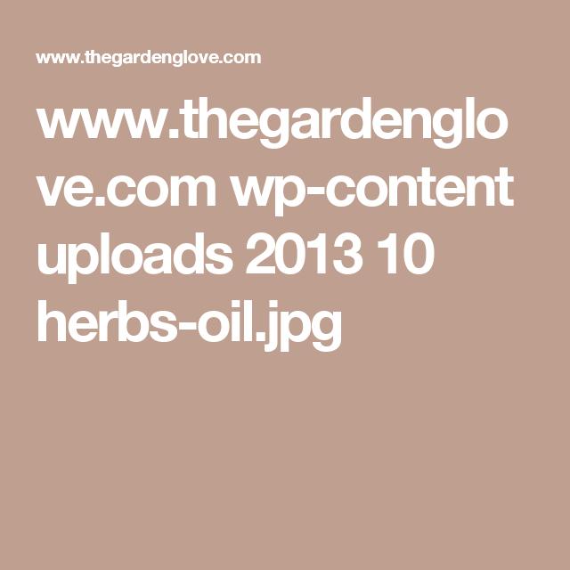 www.thegardenglove.com wp-content uploads 2013 10 herbs-oil.jpg