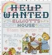 Joan Elliott - quis ajudar