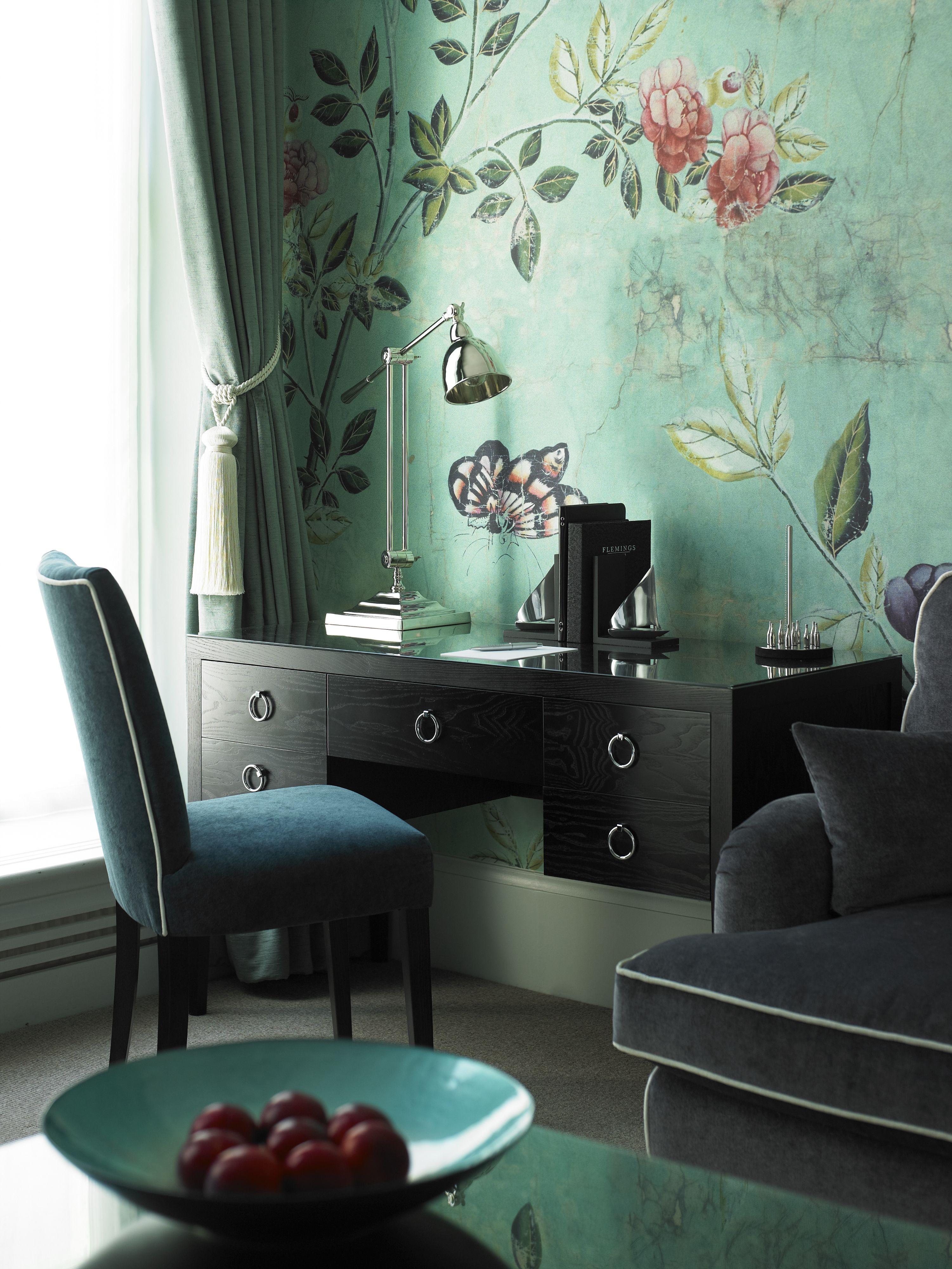 Flemings Mayfair Suites & Apartments Launch Party #Luxury #LivingRoom #Design