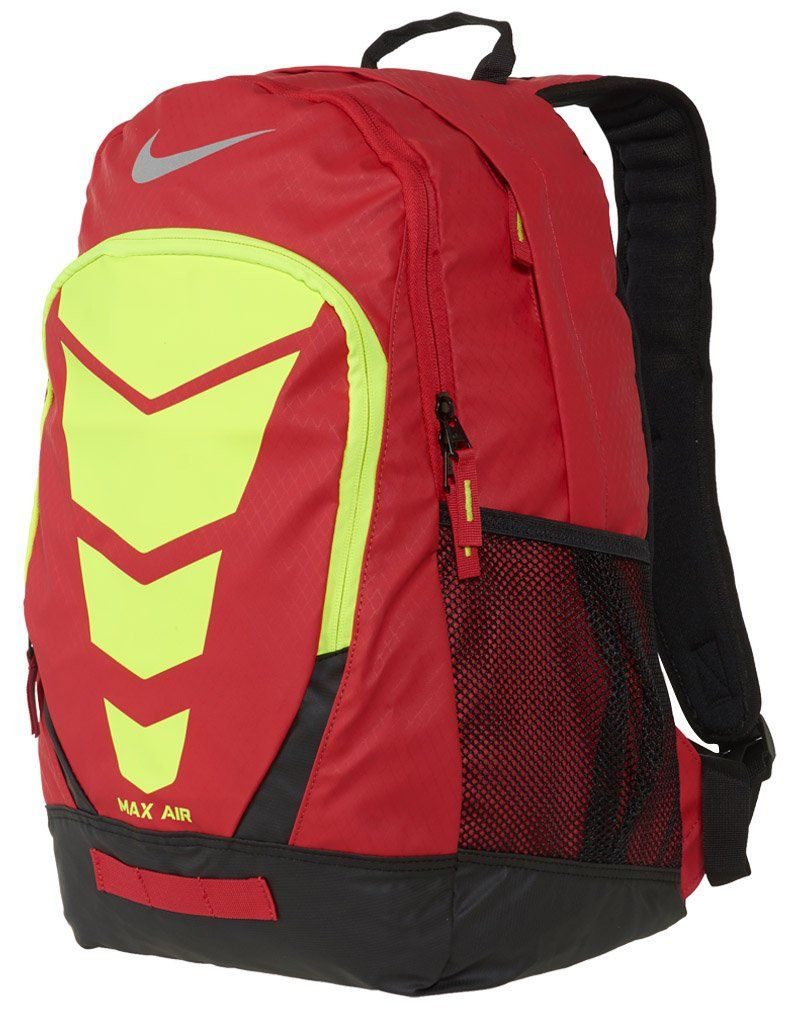 aed1efe6a9c0 Amazon.com  Nike Max Air Vapor Energy Backpack - Black  Sports   Outdoors