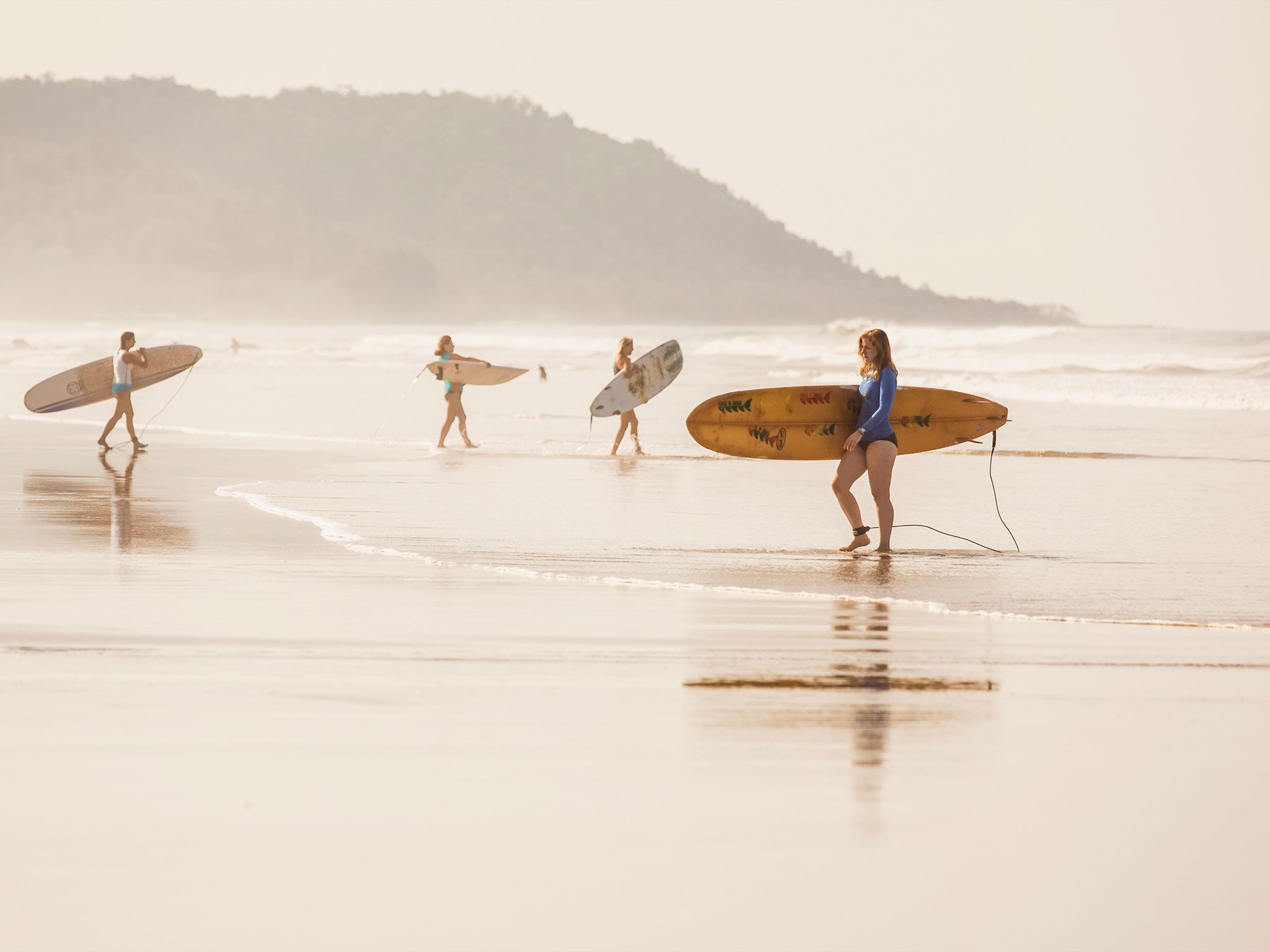 Top 15 Places to Go in 2015 - Santa Teresa, Costa Rica - New direct flights into Liberia, in Guanacaste (like JetBlue's route from Boston), slash the drive time to this resort town