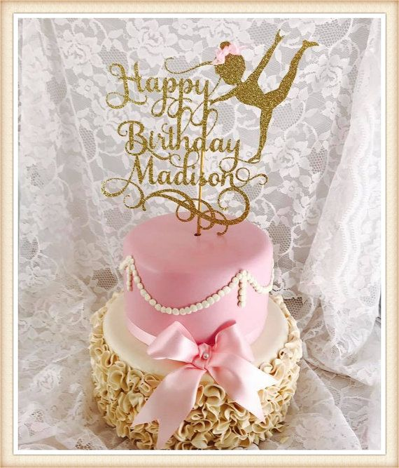 All Glitter Colours Birthday Cake Topper Party Decoration 40th Birthday Custom Name is any Age Party Cake Topper Rose Gold. Personlaised Cake Decoration Custom Birthday Name