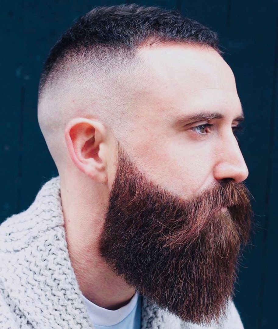 Epic Beards Skin Fade With Beard Short Hair Styles Haircuts For Men