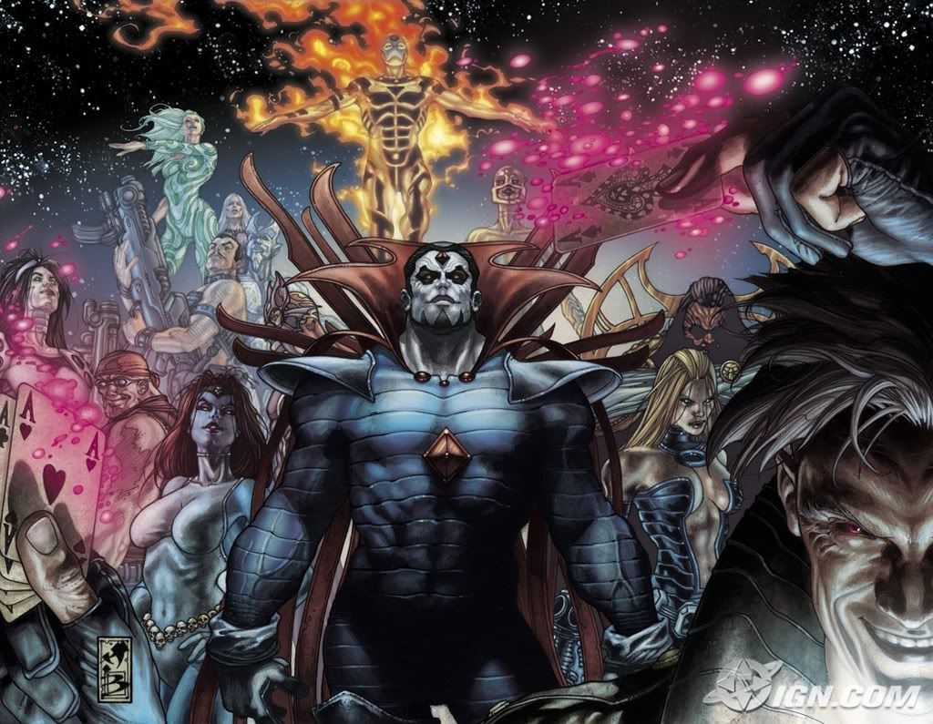 Mr Sinister And The Marauders Marvel Marvel Villains Marvel Comics Marvel Comic Universe