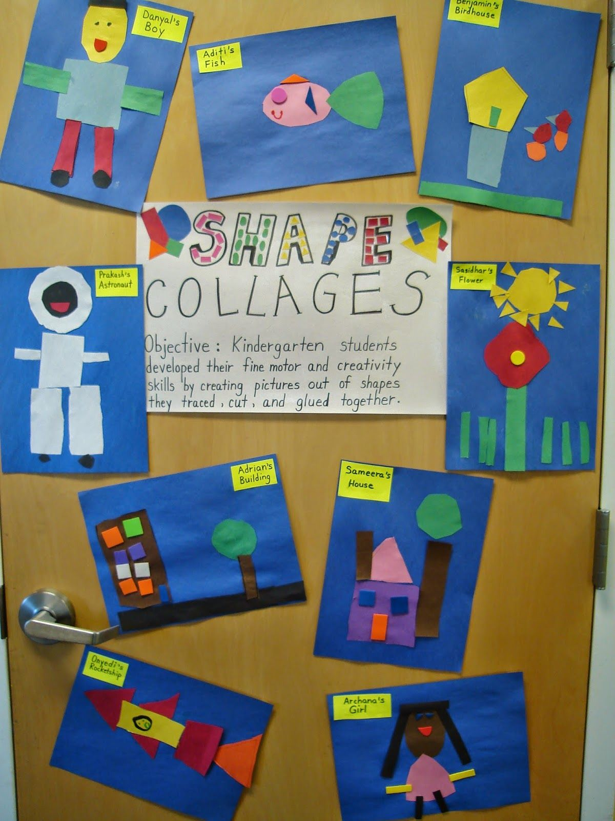 Primary Graffiti Mouse Shapes Shape Attribute Lessons