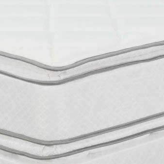 King Corsicana 8220 Double Sided Pillow Top Mattress Corsicana http