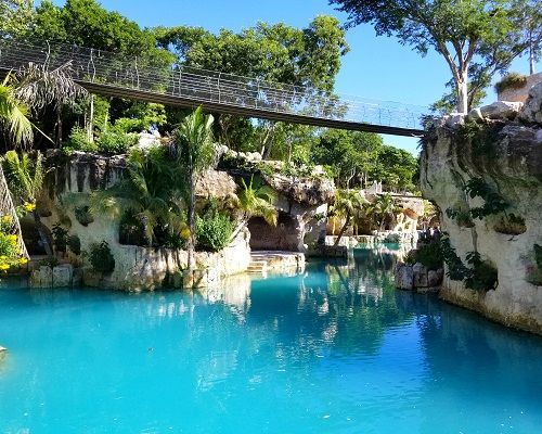 The best all inclusive resorts in mexico hotel xcaret for Best all inclusives in mexico for couples