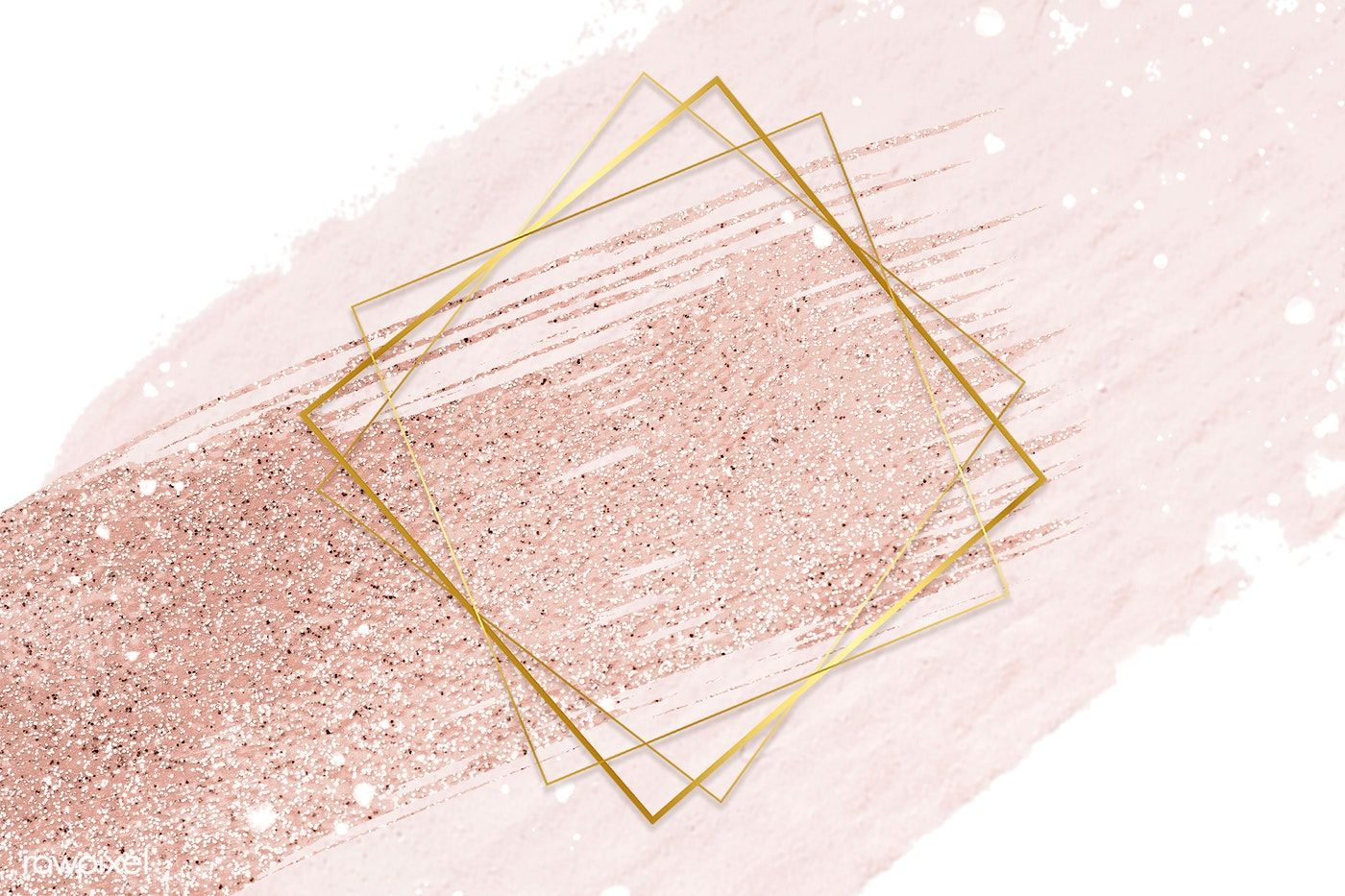 Pin By Nur Ardila On Gambar Instagram Wallpaper Rose Gold Brushes Instagram Background