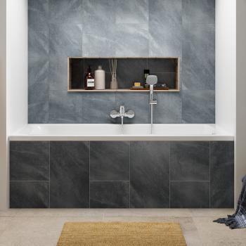 Ideal Standard Connect Air: Die Badewanne Ist Mit Einer Länge Von 170cm  Platzsparend Und Besticht
