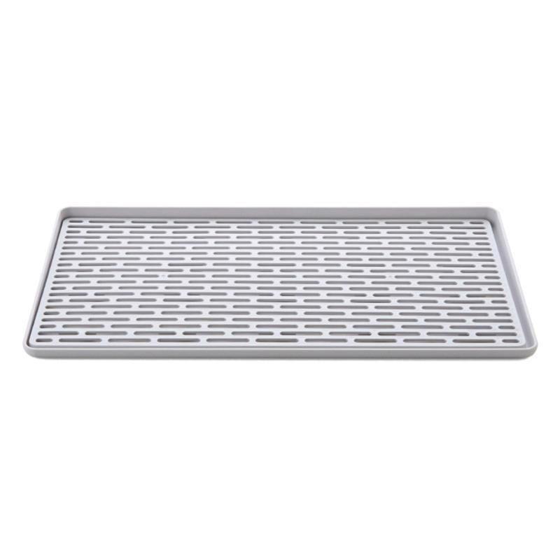 kitchen drying tray organizer double