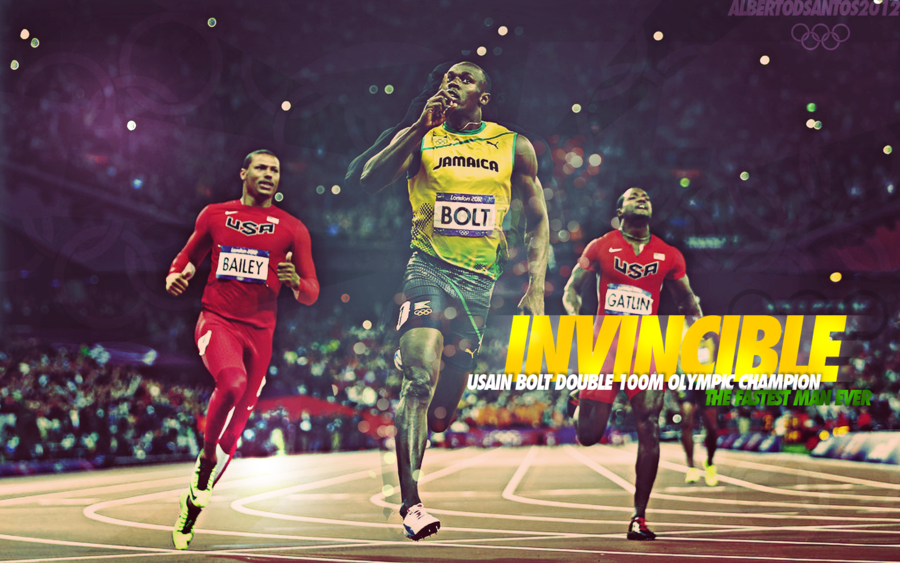 Usain Bolt Wallpapers HDQ Beautiful Images