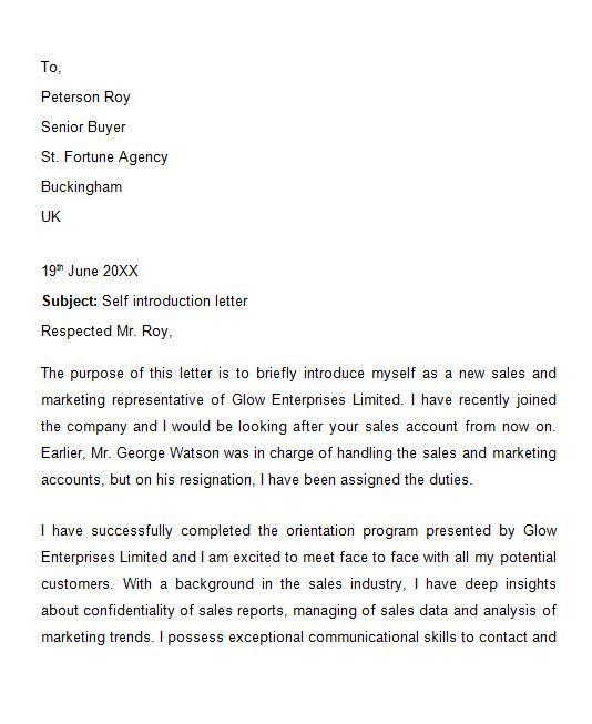 Letter Of Introduction Template 13 Https Nationalgriefawarenessday Com 20 Letter Of Intent Lettering Introduction Letter Business Letter Format