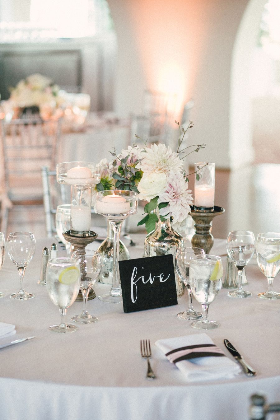 Stylish montecito country club wedding country club wedding