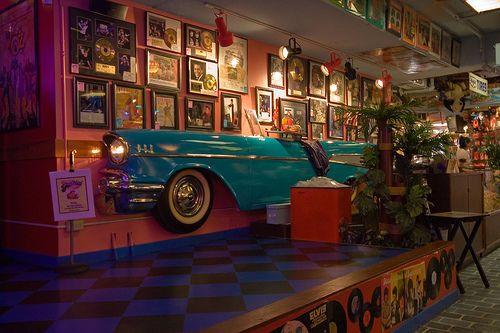 Rock Island Diner