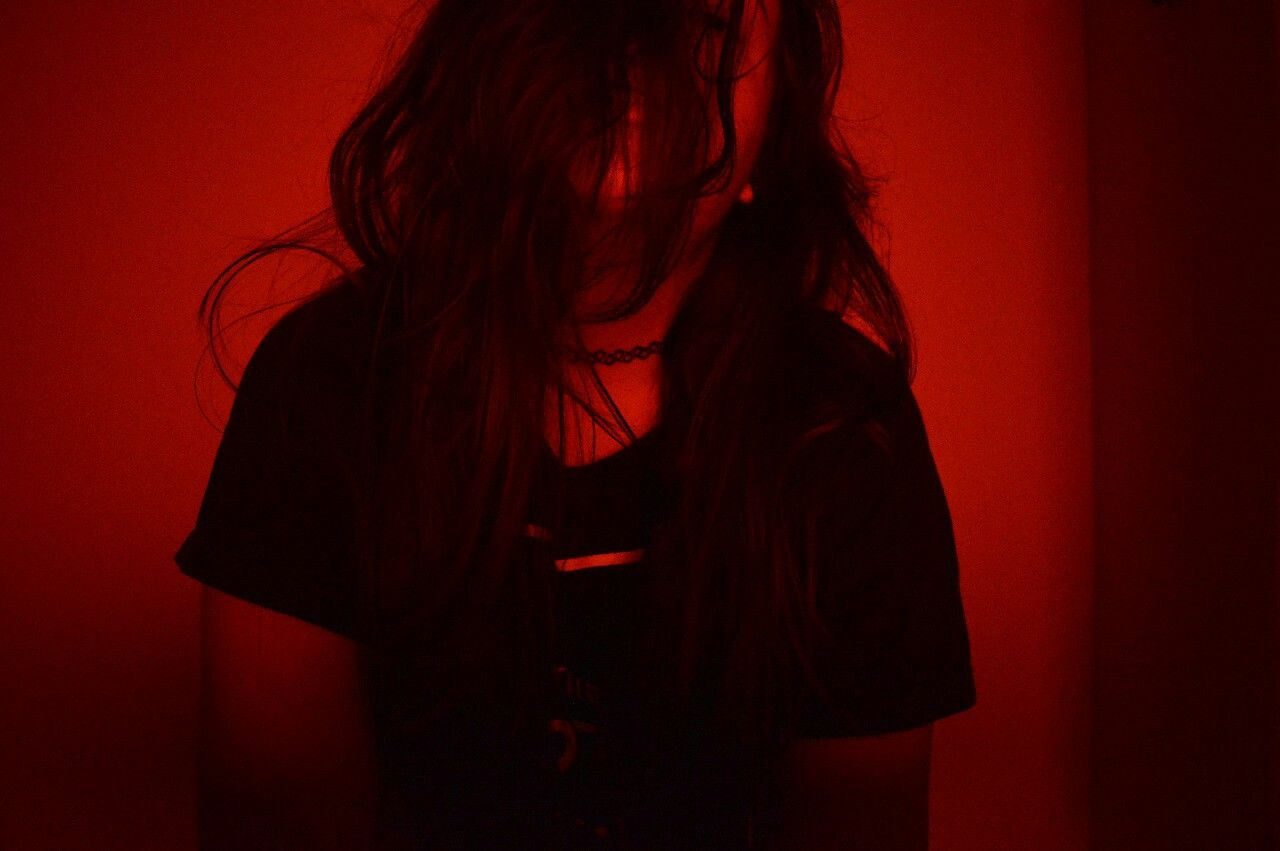 Red Lights Red Aesthetic Red Aesthetic Grunge Red