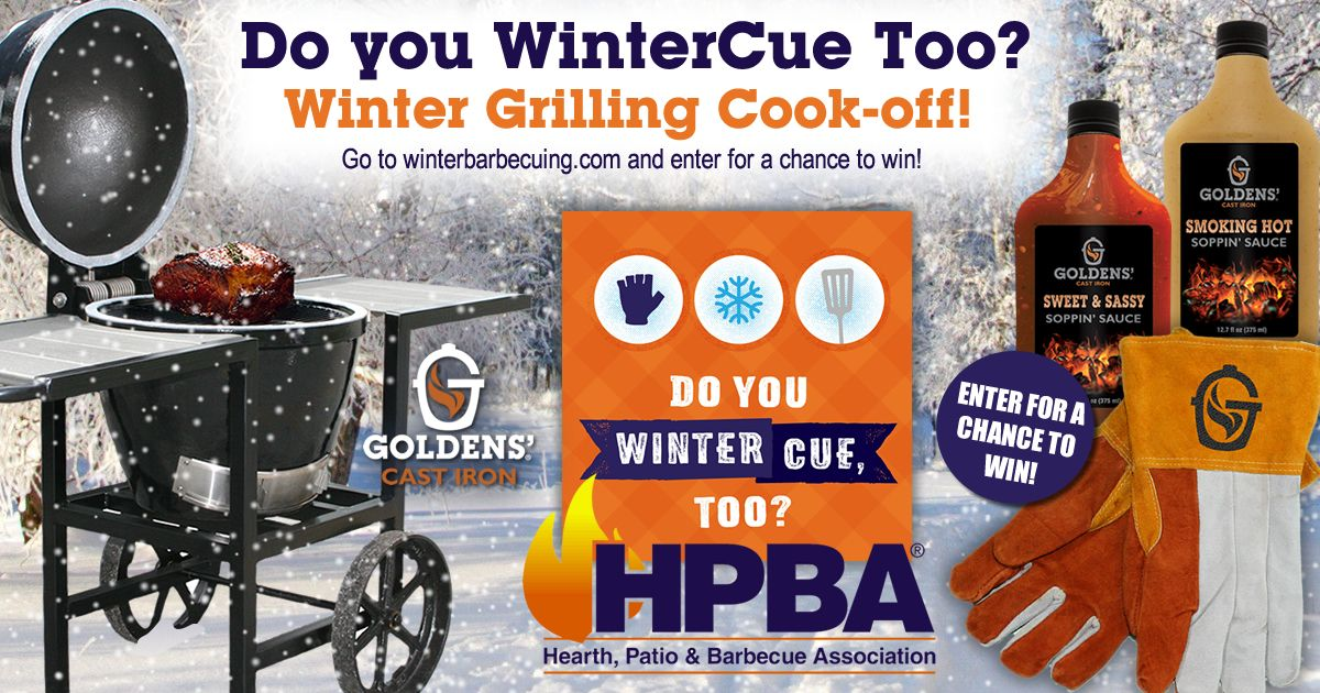 Hearth, Patio and Barbecue Association will feature FIVE winners in ...
