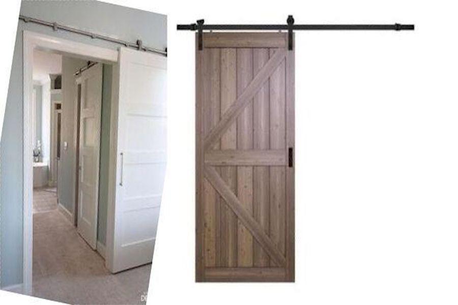 Interior Sliding Barn Door Hardware Hollow Core Interior Doors Hinged Interior Barn Doors In 2020 Interior Door Hinges Interior Sliding Barn Doors Barn Door