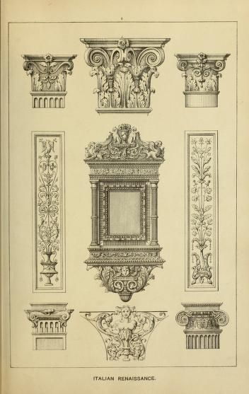 Elements Of Style In Furniture And Woodwork Be With Images Elements Of Style Interior Design History Architecture Blueprints