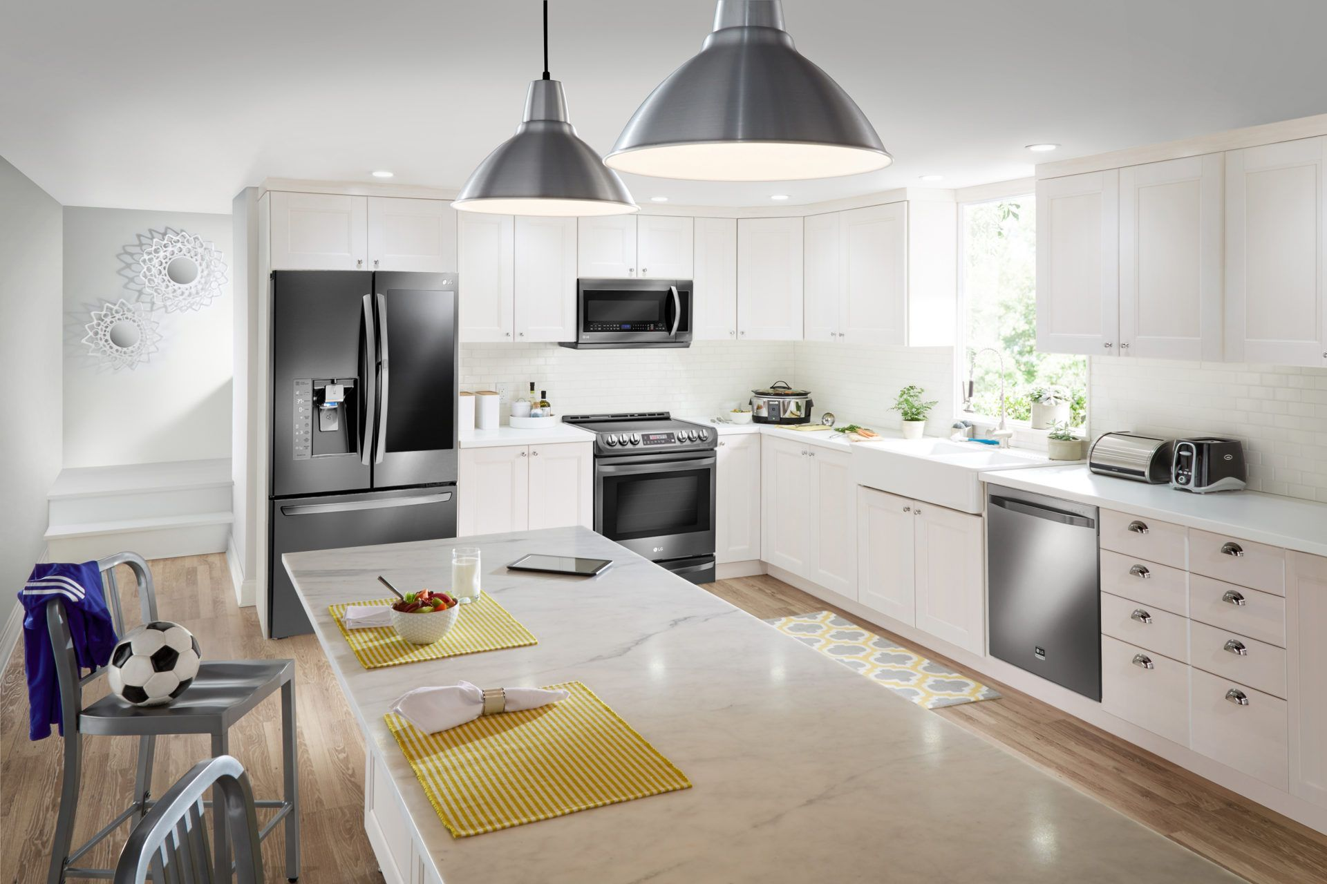 Check Out The Savvy Deals Available During The Best Buy Remodeling Sales Event Featuring LG Appliances! @LGUS @BestBuy