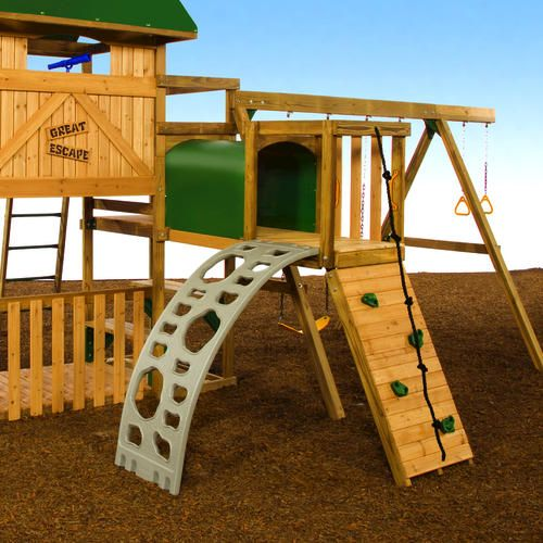 Playstar Adventure Tunnel Kit At Menards Swing Sets Adventure