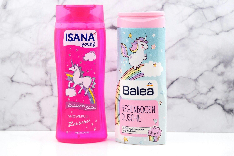 Meine Zwei Liebsten Einhorn Duschgele Unicorn Makeup Bath And