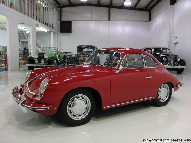 daniel schmitt co classic car gallery presents 1963 porsche 356 b 1 600 s coupe porsche 356 porsche vintage porsche pinterest