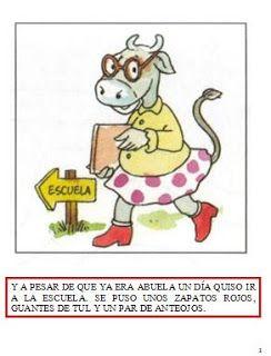 La Magia De Mirar Canción De María Elena Walsh La Vaca