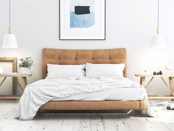 These Scandinavian Styled Bedrooms will leave you mesmerised.   Ideas   PaperToStone