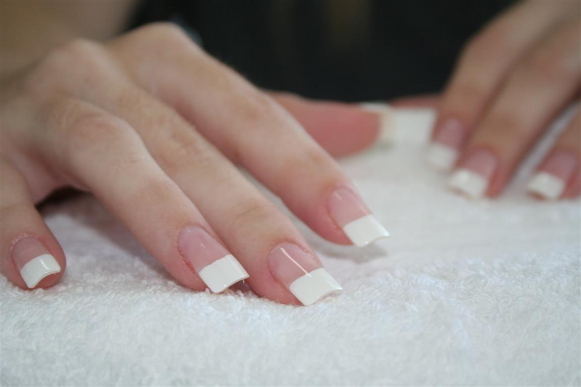 Silk Wrap (fiberglass) nails | Mirror, mirror. .. | Pinterest ...