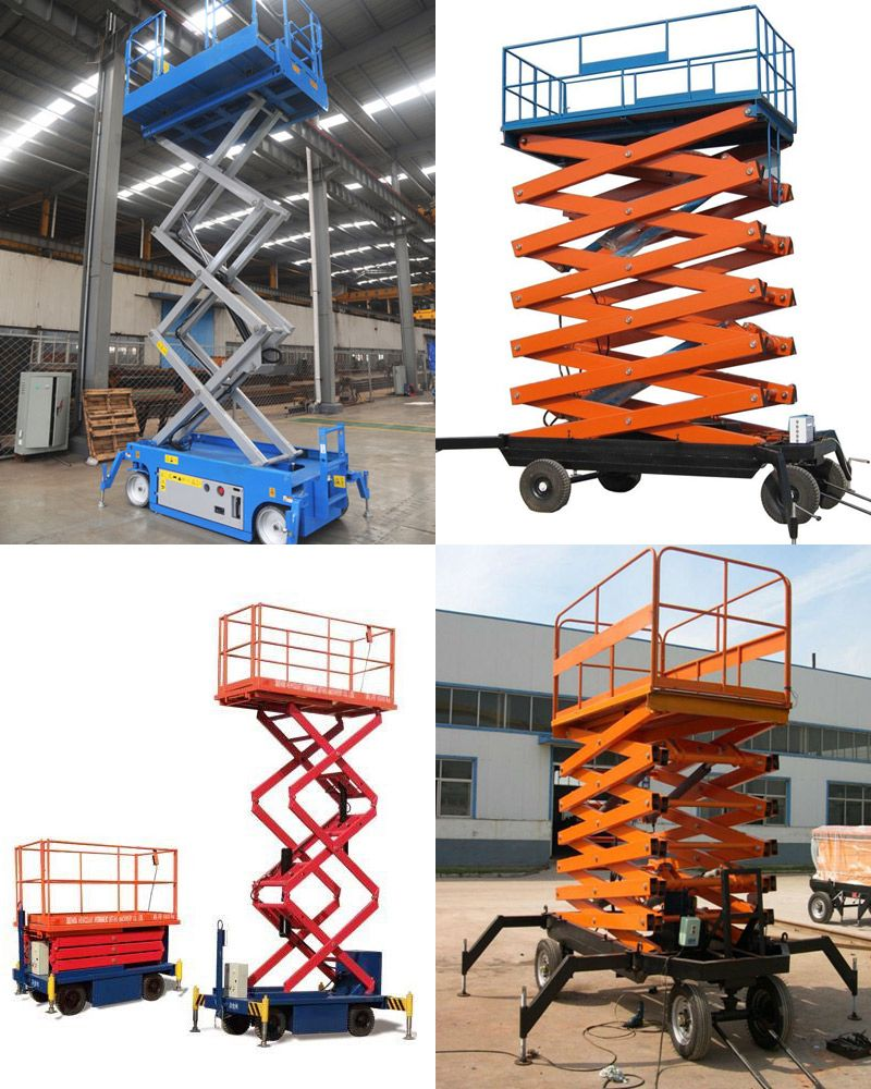 Mobile Scissor Lift As a highly recognized firm, we offer