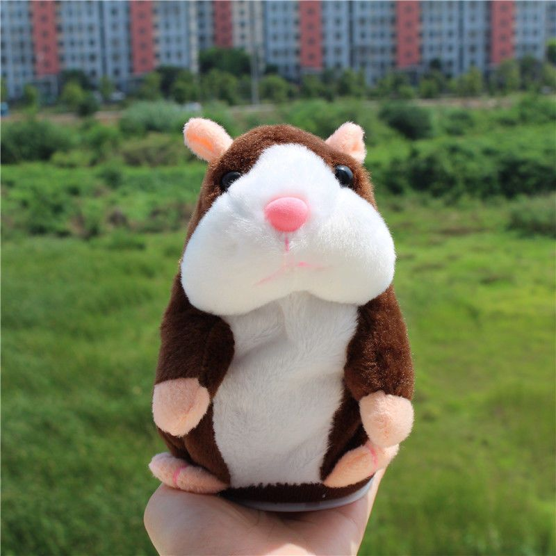 New Toy For Your Children Funny Talking Hamster Mouse
