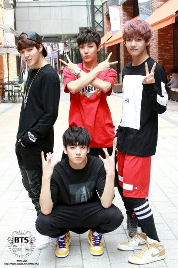 park jimin x jung hoseok x kim taehyung x jeon jungkook