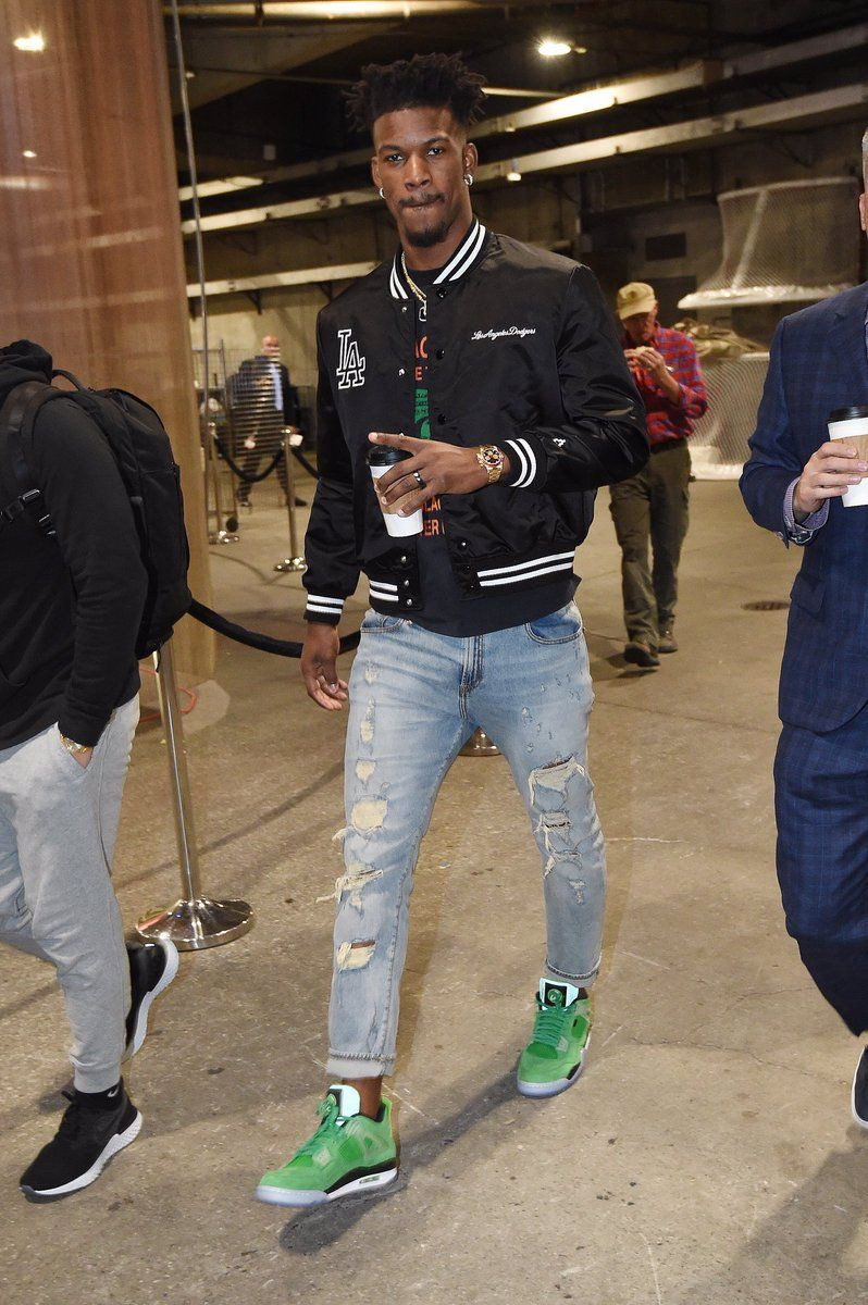 af1ab1a543c9 Jimmy Butler in the hoops
