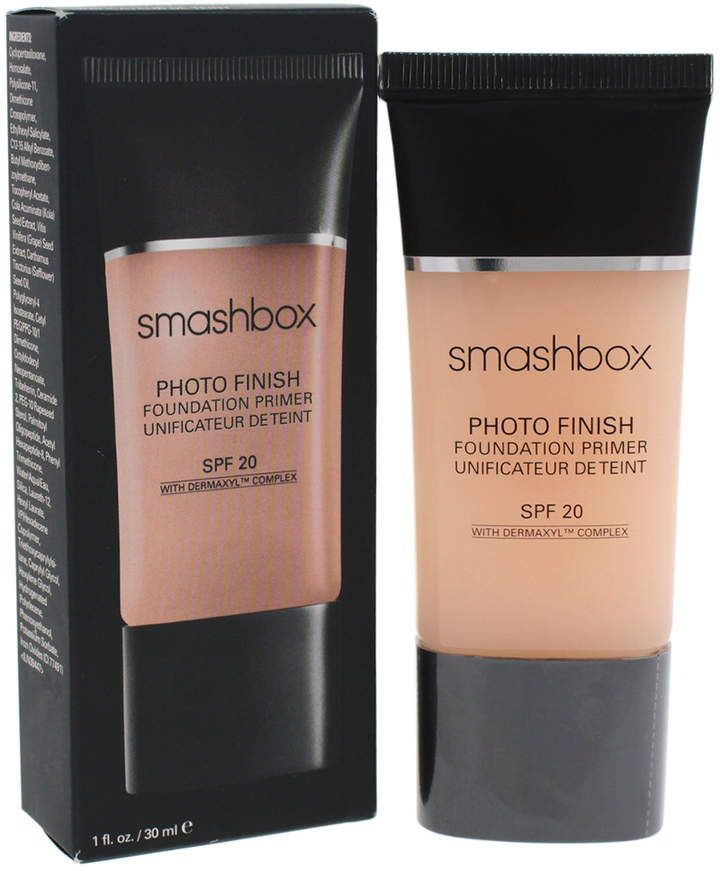 Smashbox 1oz Photo Finish Foundation Primer Spf 20 With Dermaxyl