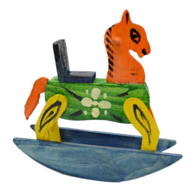 Rocking Horse Channapatna Toys Channapatna Toys Toys Online