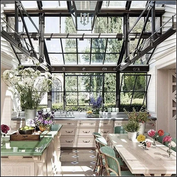 139 Beautiful Sun Rooms You'll Love -page 14